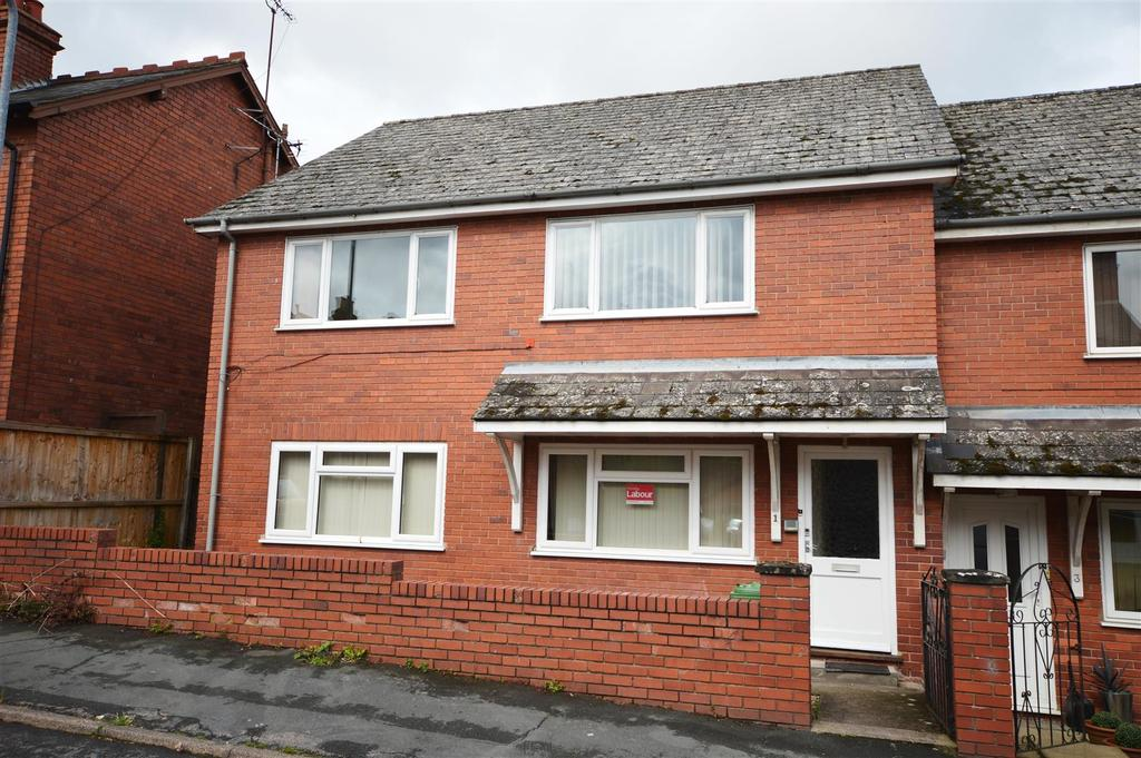 2 Bedrooms Apartment Flat for sale in White Horse Street, Hereford