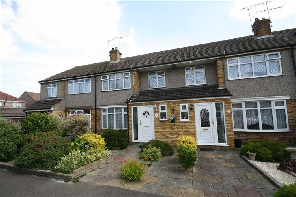3 Bedrooms Terraced House for sale in Hanbury Close, Cheshunt