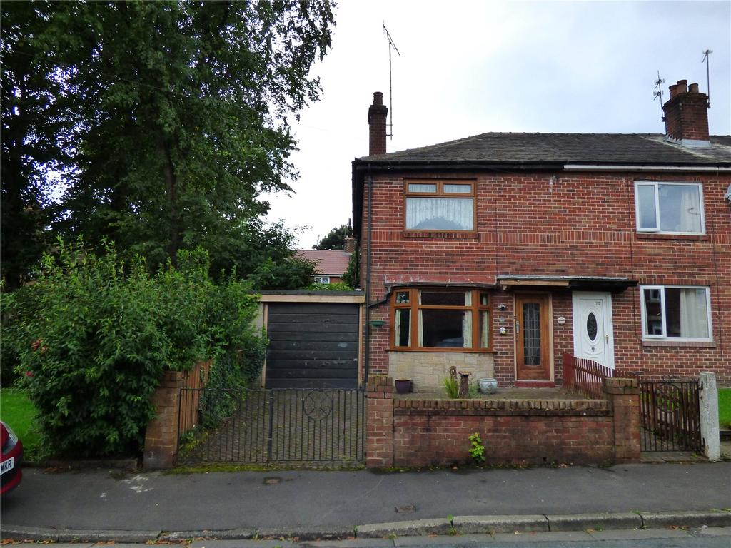 2 Bedrooms End Of Terrace House for sale in Windsor Avenue, Heywood, Greater Manchester, OL10