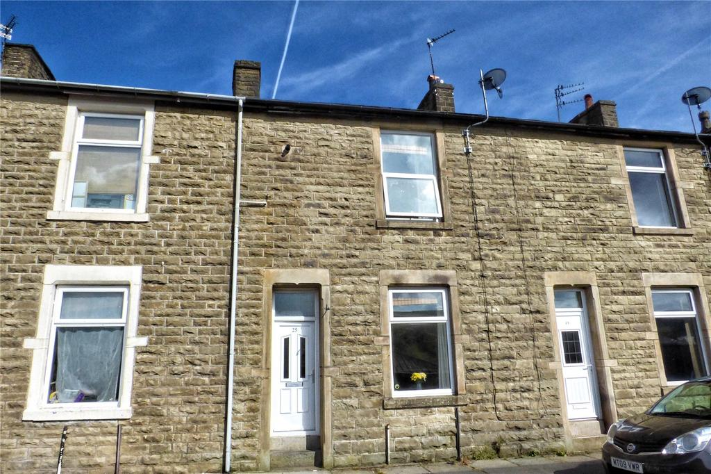 2 Bedrooms Terraced House for sale in Cross Street North, Haslingden, Rossendale, Lancashire, BB4