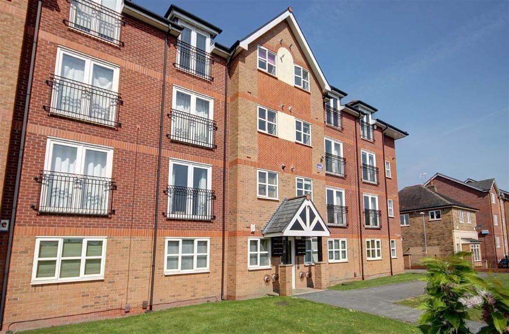 2 Bedrooms Apartment Flat for sale in Sir Williams Court, Hall Lane, Manchester