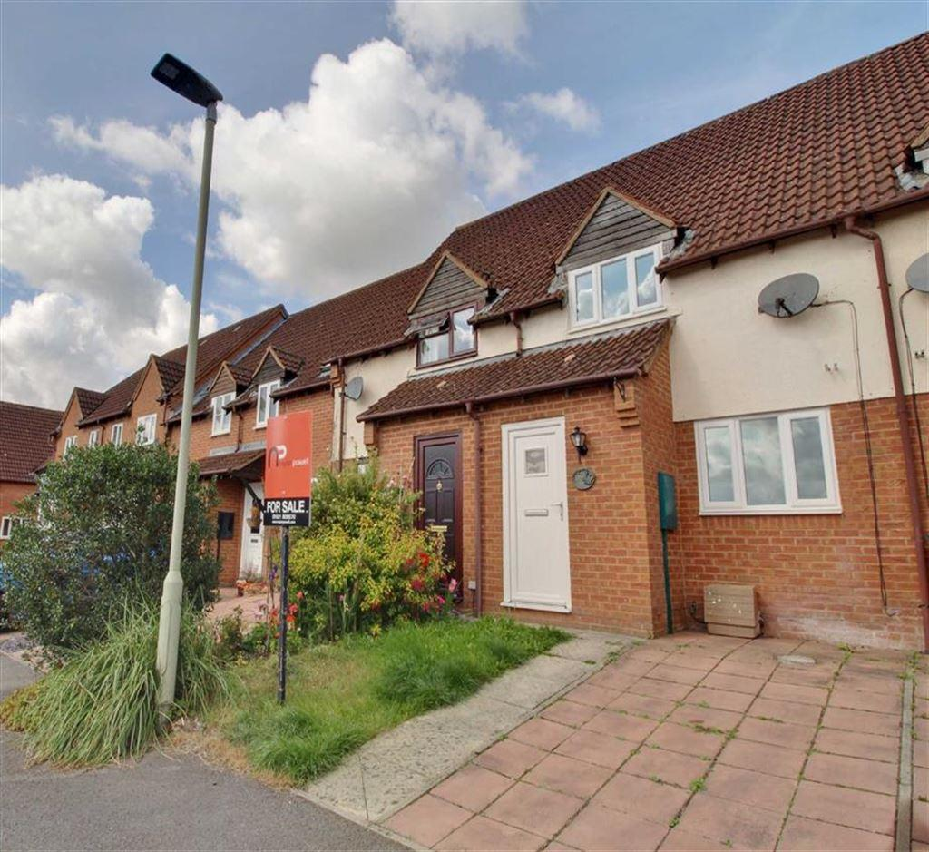 2 Bedrooms Terraced House for sale in Russett Way, Newent, Gloucestershire