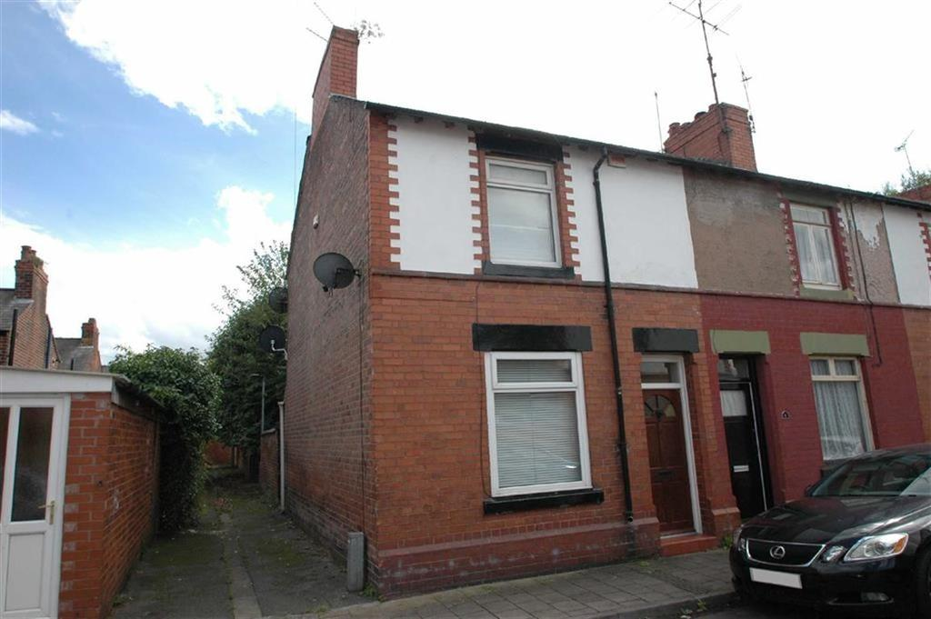 2 Bedrooms End Of Terrace House for sale in Gresford Avenue, Hoole, Chester