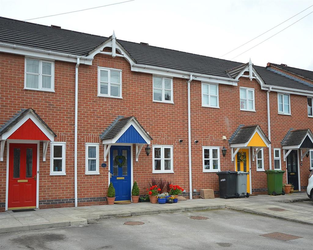 2 Bedrooms Terraced House for sale in Eva Street, Elworth, Sandbach
