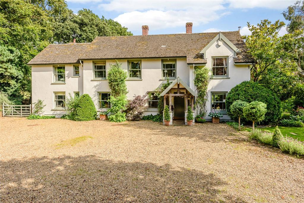 5 Bedrooms Detached House for sale in Wighton Road, Warham, Wells-Next-The-Sea, Norfolk, NR23