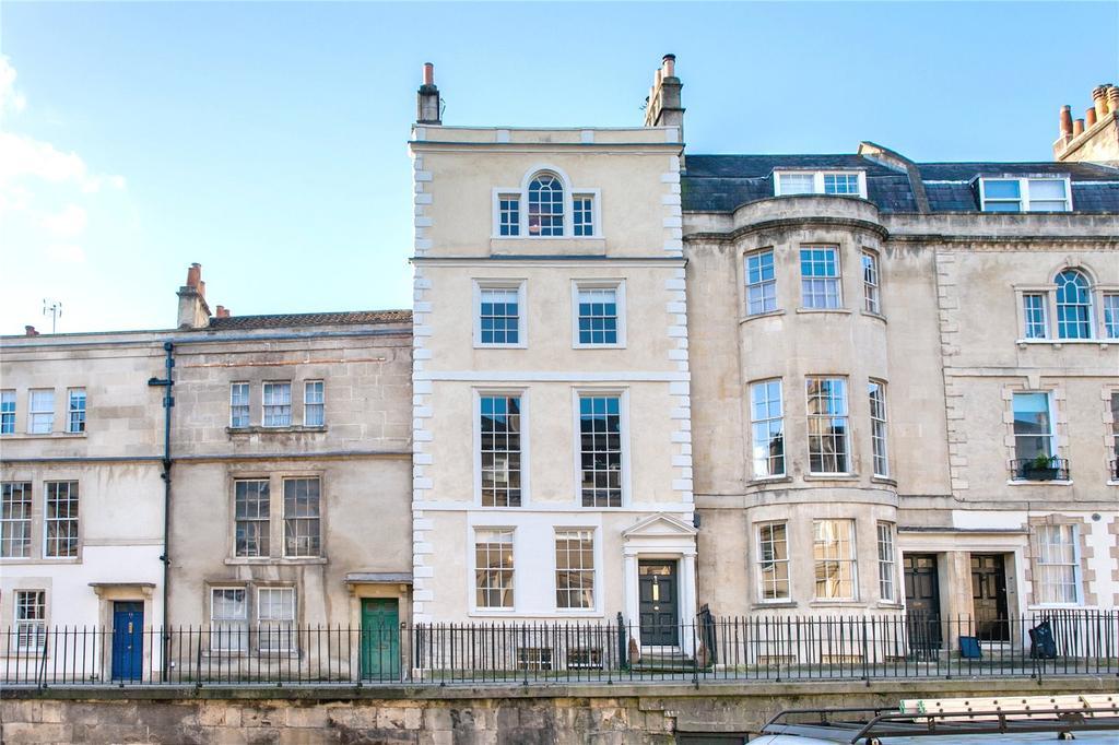 5 Bedrooms Terraced House for sale in Vineyards, Bath, BA1