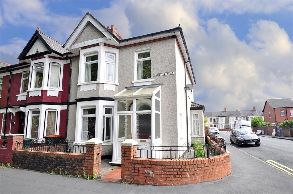 3 Bedrooms End Of Terrace House for sale in Kingston Road , Maindee, Newport, Gwent. NP19 0BP
