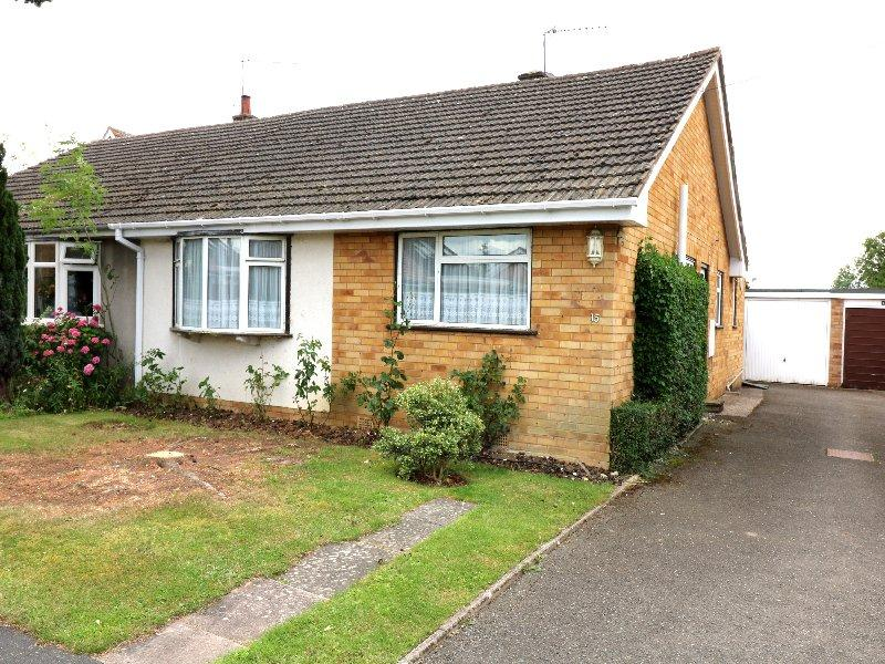 2 Bedrooms Semi Detached Bungalow for sale in Bishampton WR10