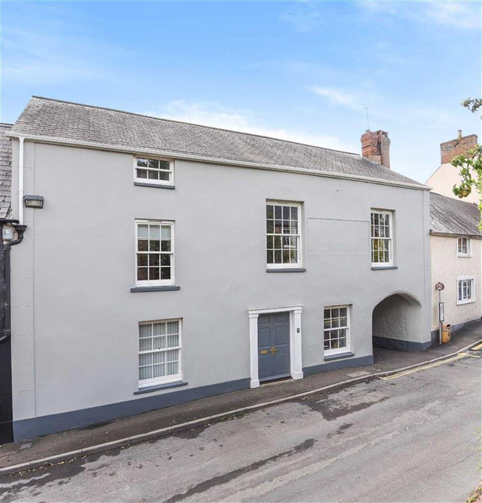 5 Bedrooms Semi Detached House for sale in Fore Street, Milverton, Taunton, Somerset, TA4
