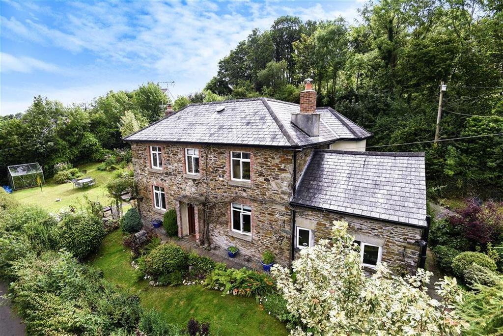 5 Bedrooms Detached House for sale in Chillaton, Devon