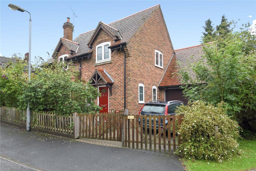 3 Bedrooms Detached House for sale in Parsonage Vale, Collingbourne Kingston, Marlborough, Wiltshire