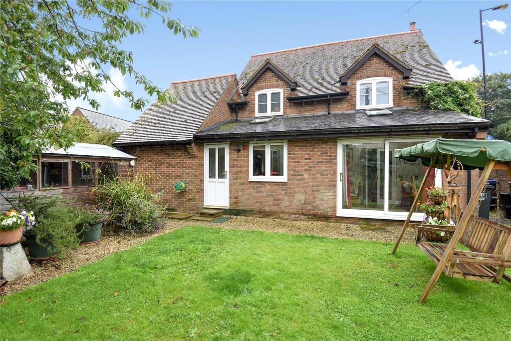 3 Bedrooms Detached House for sale in Parsonage Vale, Collingbourne Kingston, Marlborough, Wiltshire