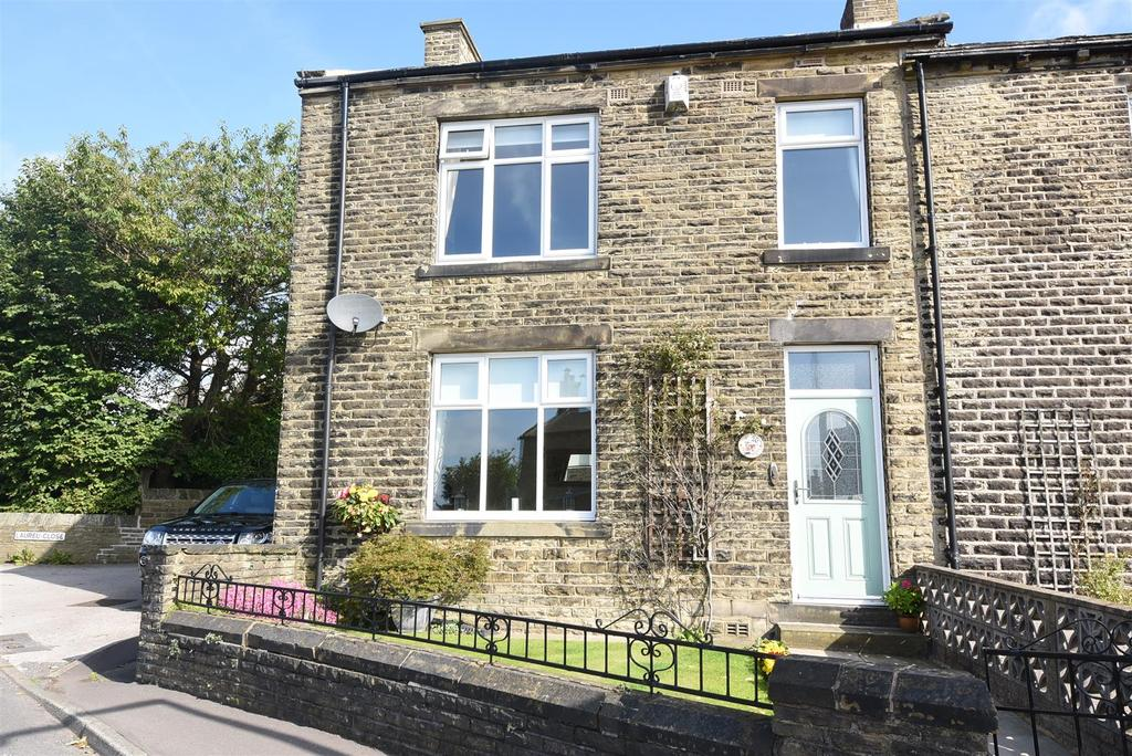 4 Bedrooms End Of Terrace House for sale in Shelf Moor Road, Shelf, Halifax