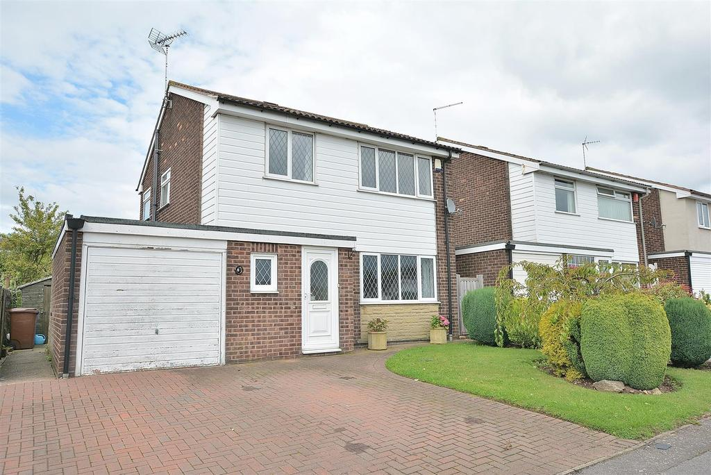 3 Bedrooms Detached House for sale in Moray Square, Mansfield