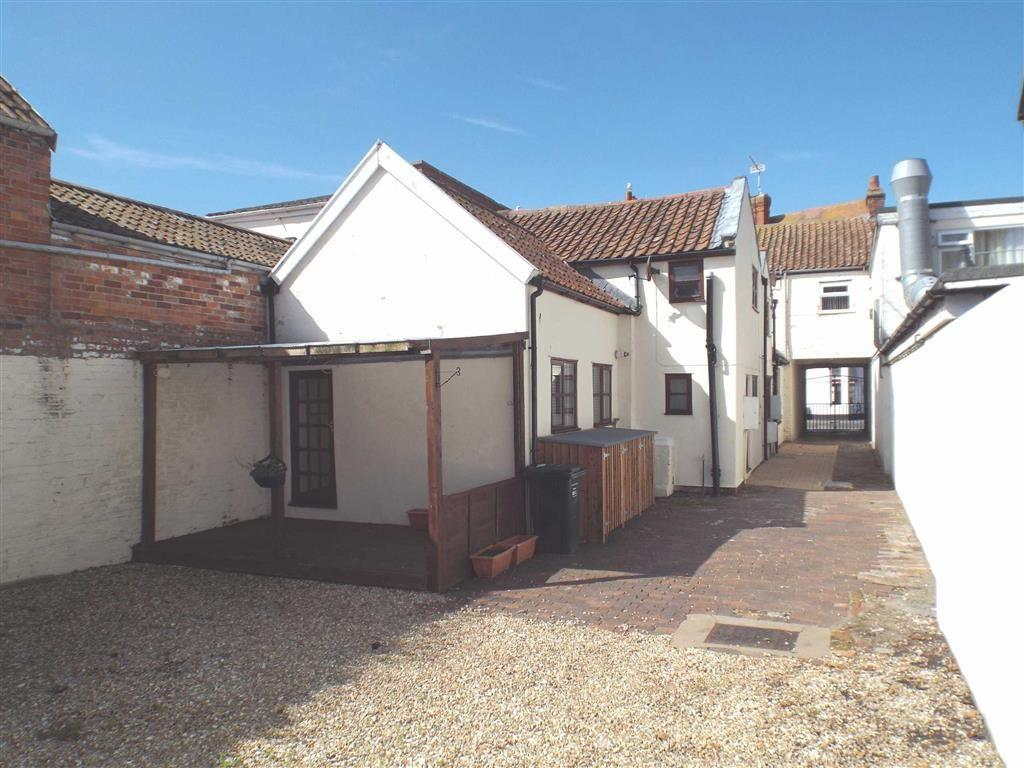 2 Bedrooms Cottage House for sale in Victoria Street, Burnham-on-Sea