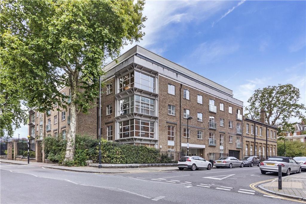 1 Bedroom Flat for sale in The Hydra Building, 10 Hardwick Street, London, EC1R