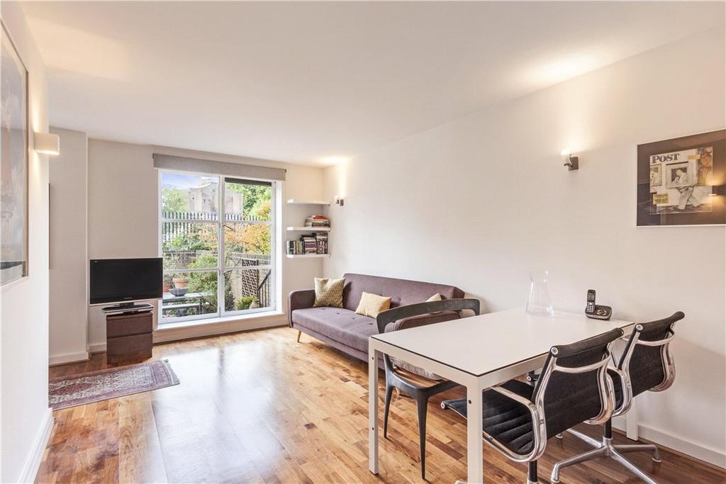2 Bedrooms Flat for sale in The Hydra Building, 10 Hardwick Street, London, EC1R