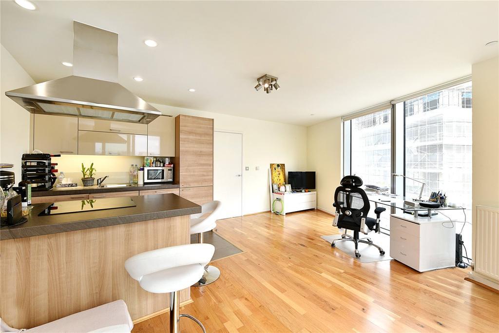 1 Bedroom Flat for sale in Adagio Point, 3 Laban Walk, London