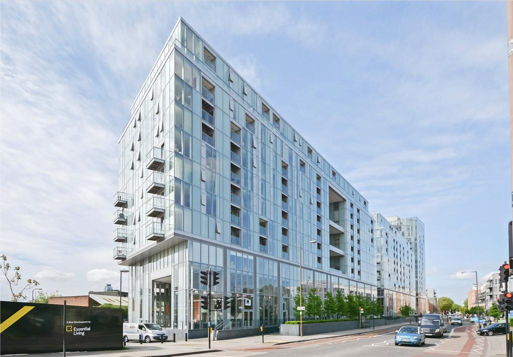 1 Bedroom Flat for sale in Adagio Point, 3 Laban Walk, London