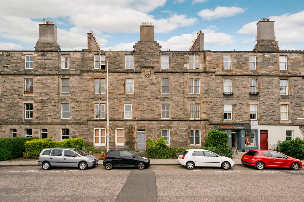 1 Bedroom Flat for sale in 81 3F1 Henderson Row, Stockbridge, EH3 5BE
