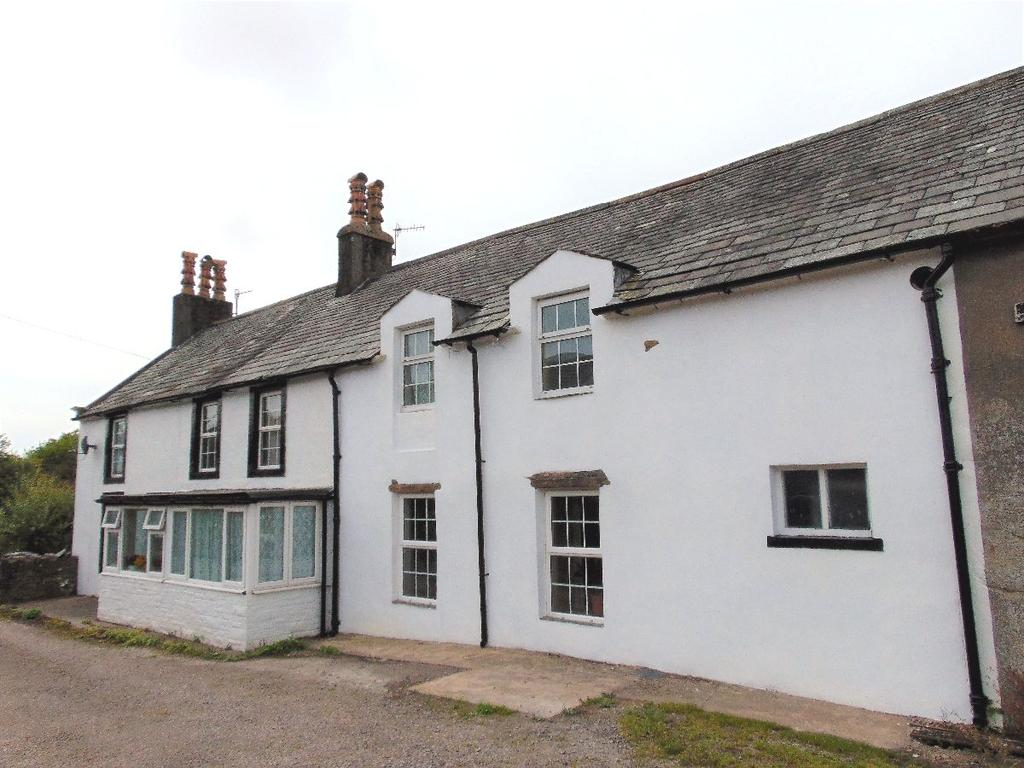 4 Bedrooms Farm House Character Property for sale in Bleach Green Farm, Off Victoria Road, Whitehaven, Cumbria, CA28 6JF