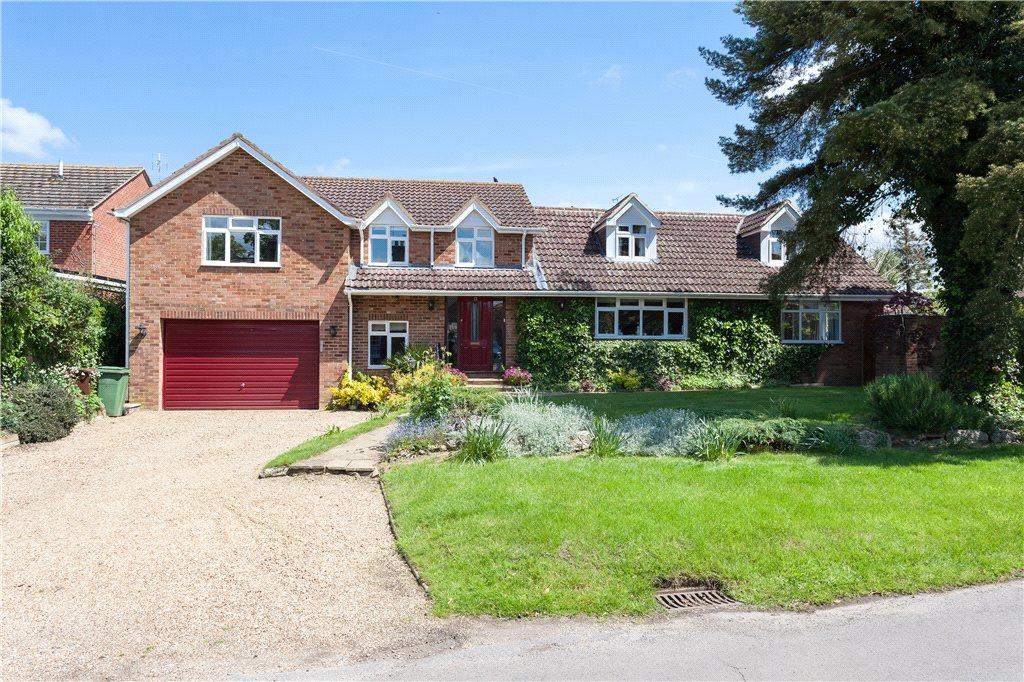 4 Bedrooms Detached House for sale in The Green, Aston Abbotts, Aylesbury, Buckinghamshire