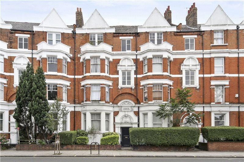 2 Bedrooms Flat for sale in Askew Mansions, Askew Road, London, W12
