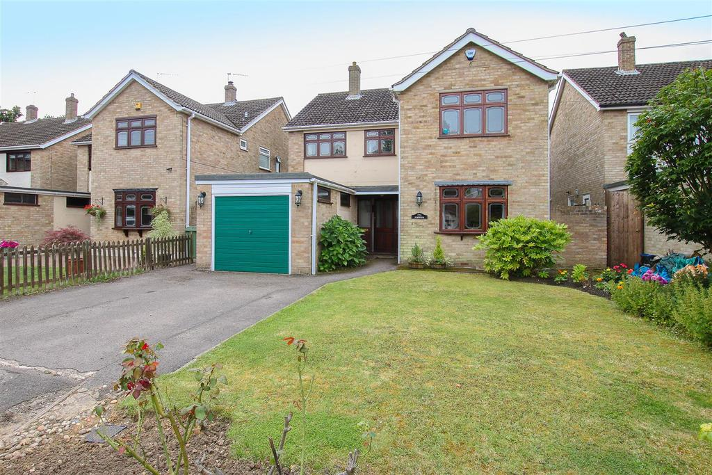 4 Bedrooms Detached House for sale in School Road, Kelvedon Hatch, Brentwood