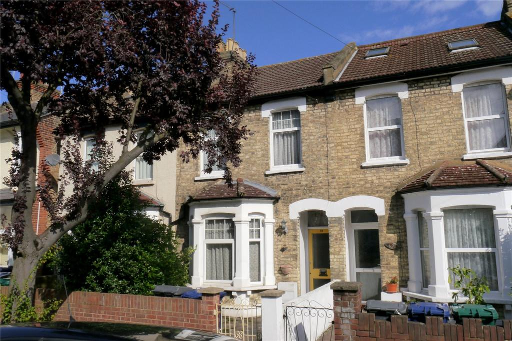 3 Bedrooms Terraced House for sale in Holly Park Road, Friern Barnet, London, N11