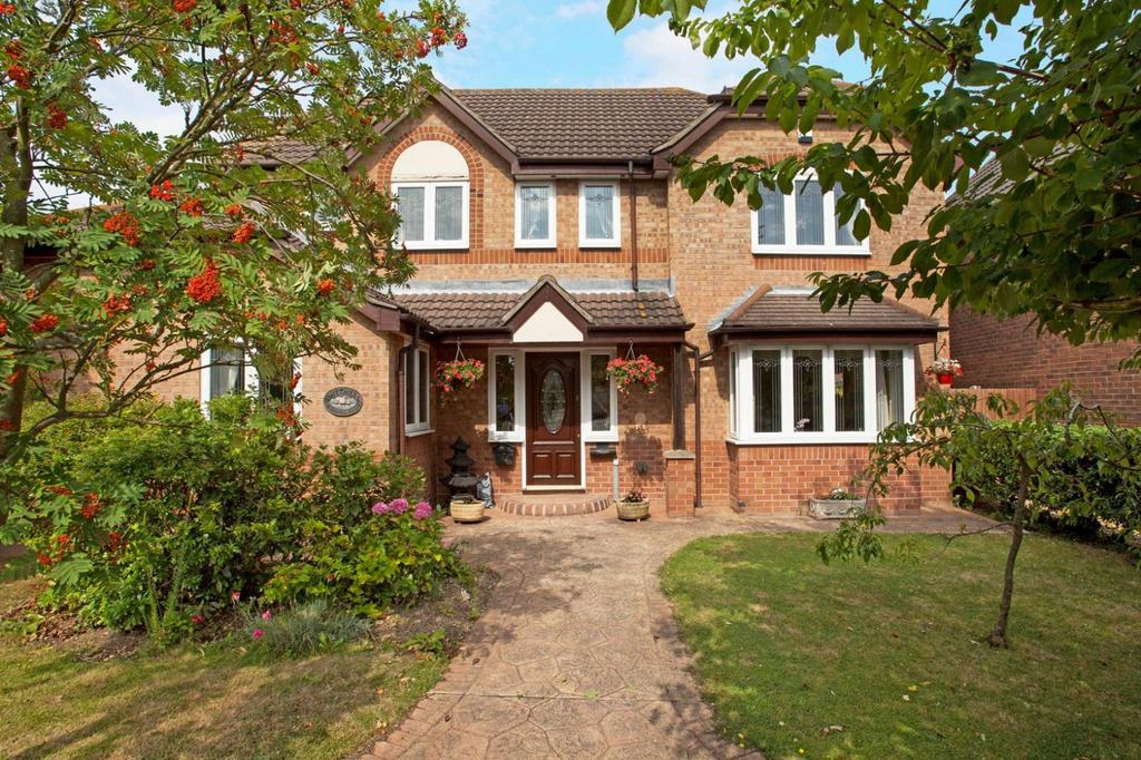 4 Bedrooms Detached House for sale in Brompton Gardens, Maldon, Essex, CM9