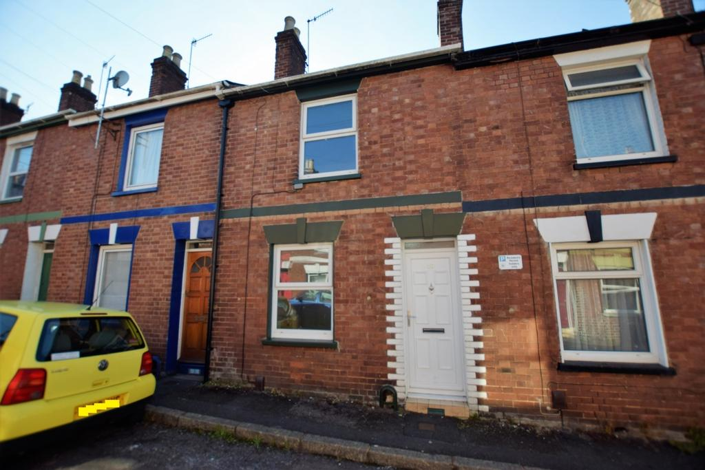 2 Bedrooms House for sale in Rosewood Terrace, Exeter, EX4
