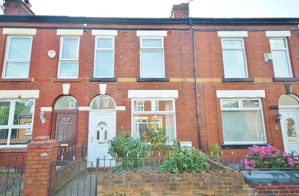 2 Bedrooms Terraced House for sale in Torkington Street, Edgeley