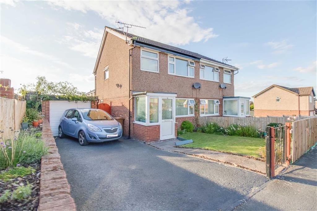 3 Bedrooms Semi Detached House for sale in Maes Alaw, Flint, Flint, Flintshire