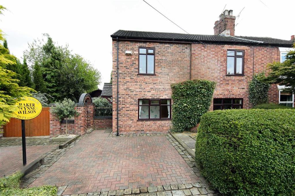 3 Bedrooms Semi Detached House for sale in Gresty Lane, Crewe, Cheshire