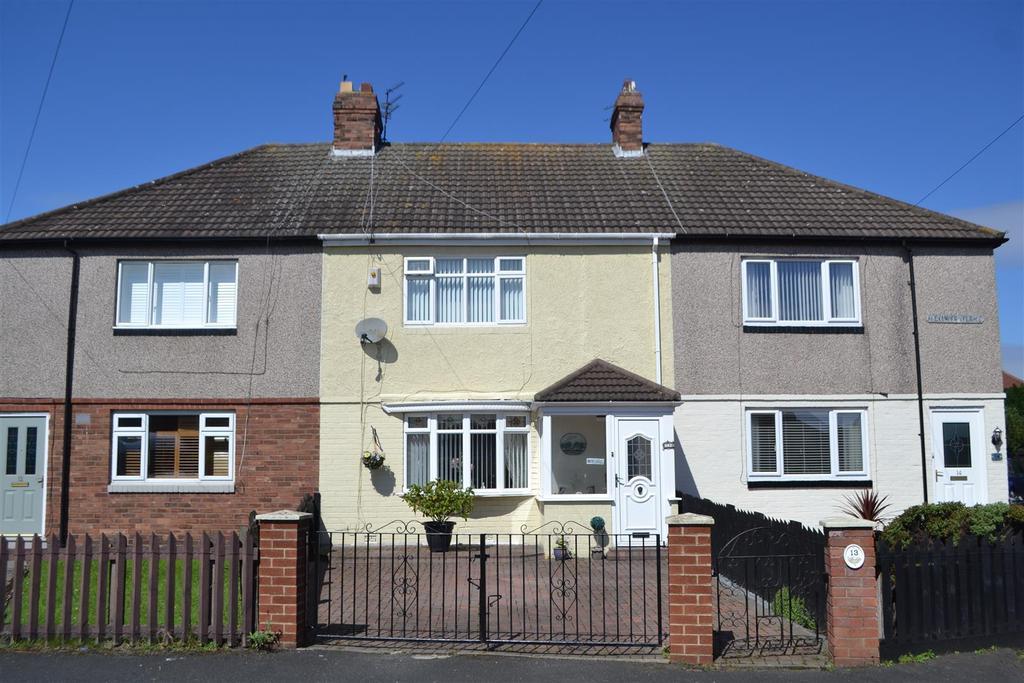 2 Bedrooms Terraced House for sale in Alexander Terrace, Sunderland