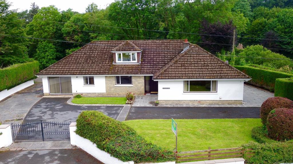 5 Bedrooms Bungalow for sale in Trapp, Llandeilo