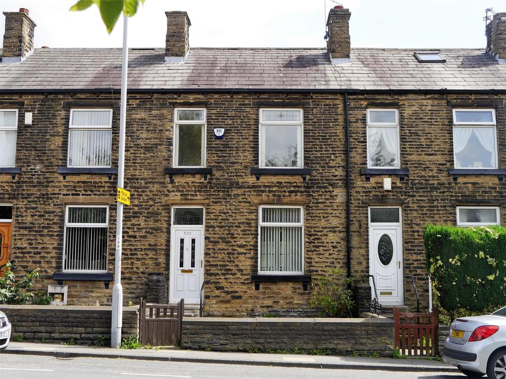 2 Bedrooms Terraced House for sale in Huddersfield Road, Wyke, Bradford, BD12 8NA