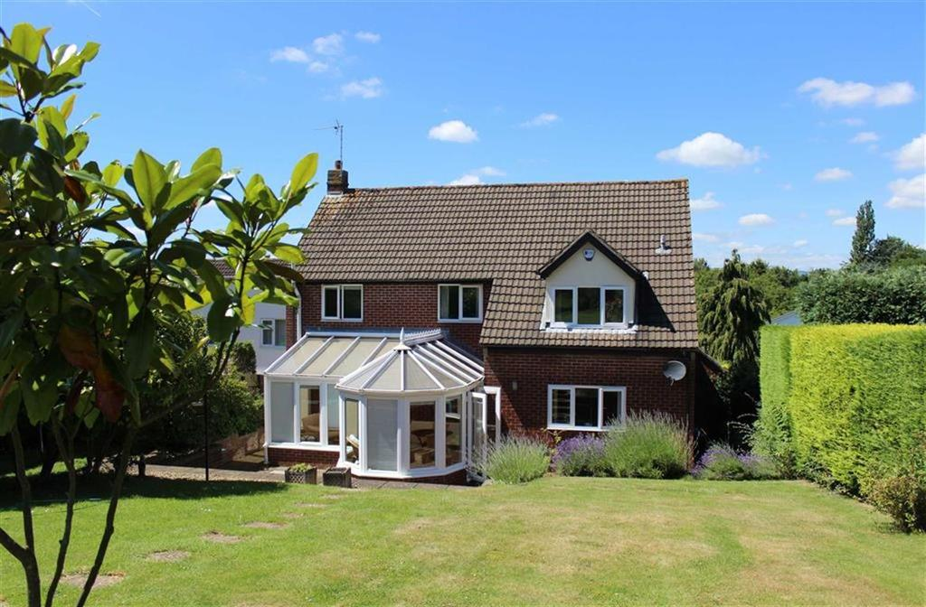 4 Bedrooms Detached House for sale in Duchess Road, Monmouth