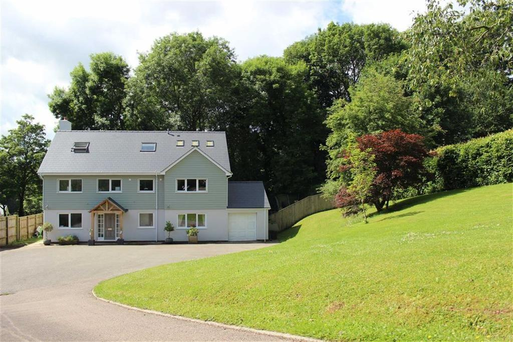 5 Bedrooms Detached House for sale in The Vineyard, Monmouth, Monmouthshire