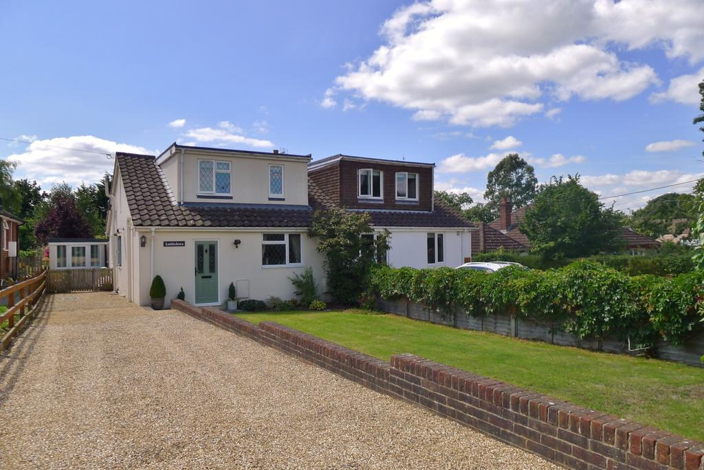 3 Bedrooms Semi Detached House for sale in BROAD LANE, SWANMORE