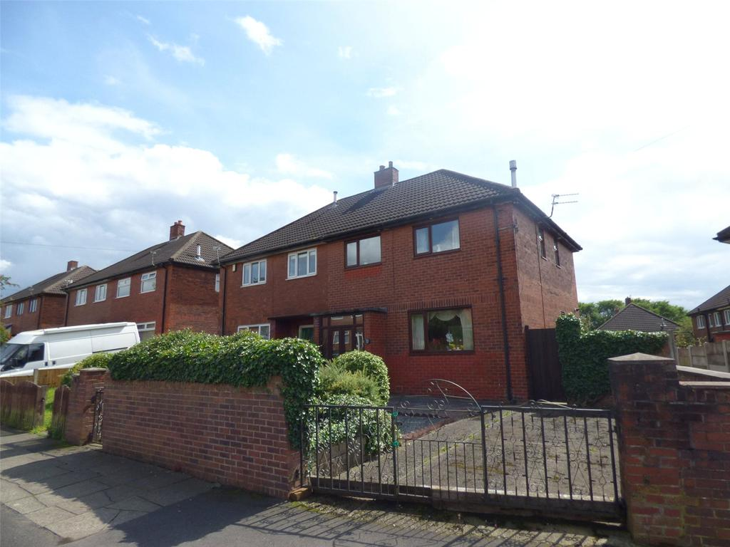 cedar road  middleton  manchester  m24 3 bed semi detached  3 bedroom house for sale in middleton manchester