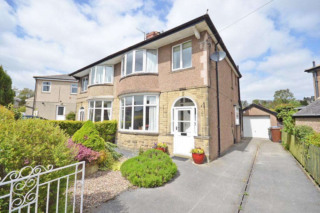 3 Bedrooms Semi Detached House for sale in 5 Regent Drive, Skipton,