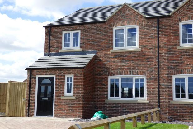3 Bedrooms Semi Detached House for sale in Manby Middlegate, Grimoldby, Louth, LN11