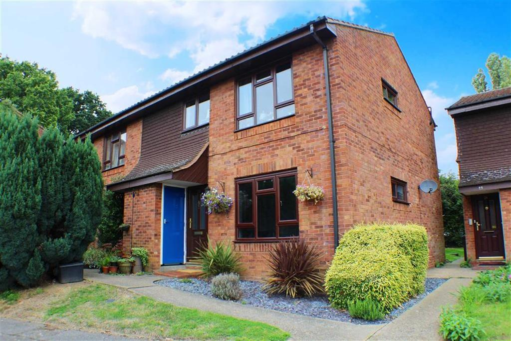 1 Bedroom Flat for sale in Mountbatten Close, St Albans, Hertfordshire