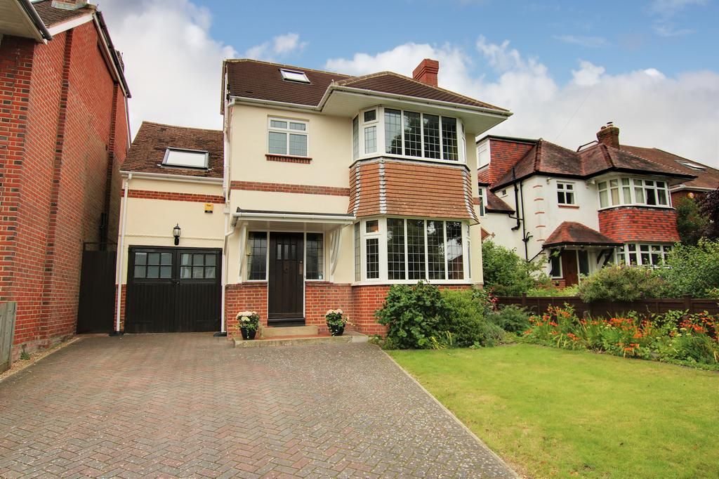 6 Bedrooms Detached House for sale in Upper Shirley, Southampton