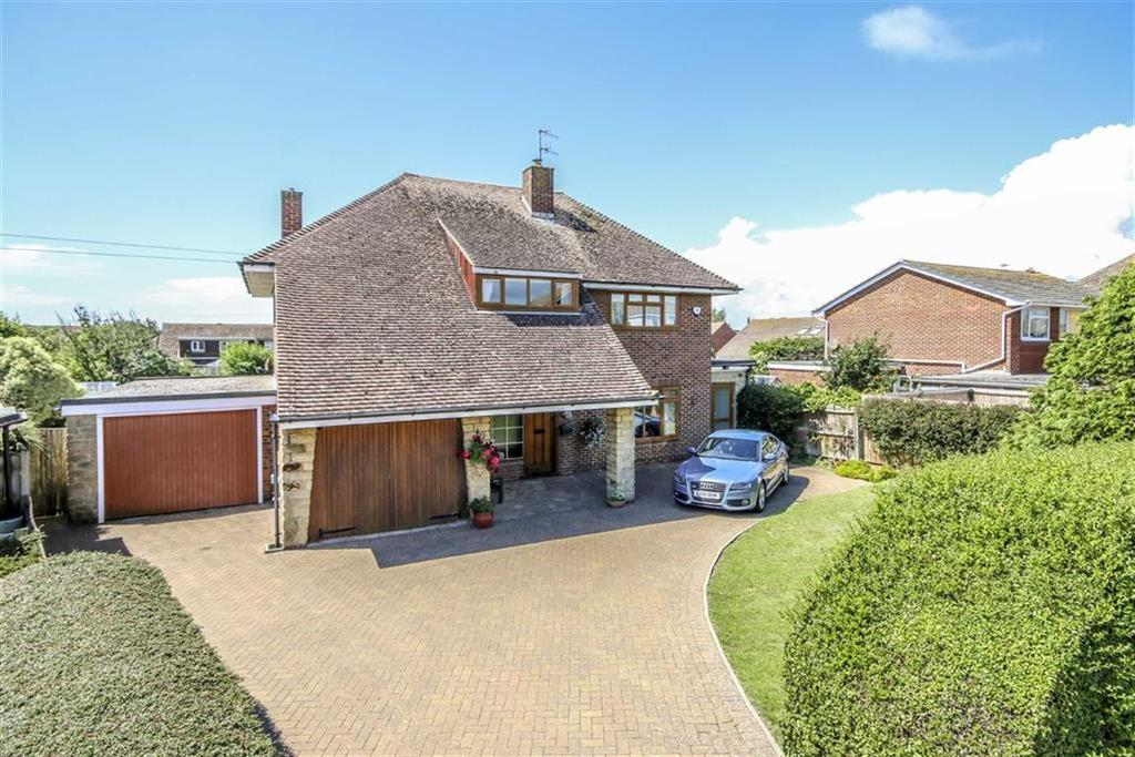 4 Bedrooms Detached House for sale in Carlton Road, Seaford
