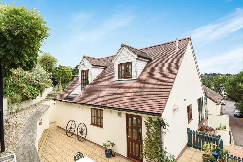 3 Bedrooms Detached House for sale in Little Silver, Tiverton, Devon, EX16