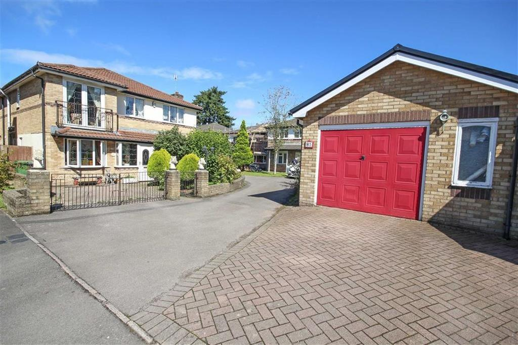 4 Bedrooms Detached House for sale in Silverbirch Close, Whitchurch, CARDIFF