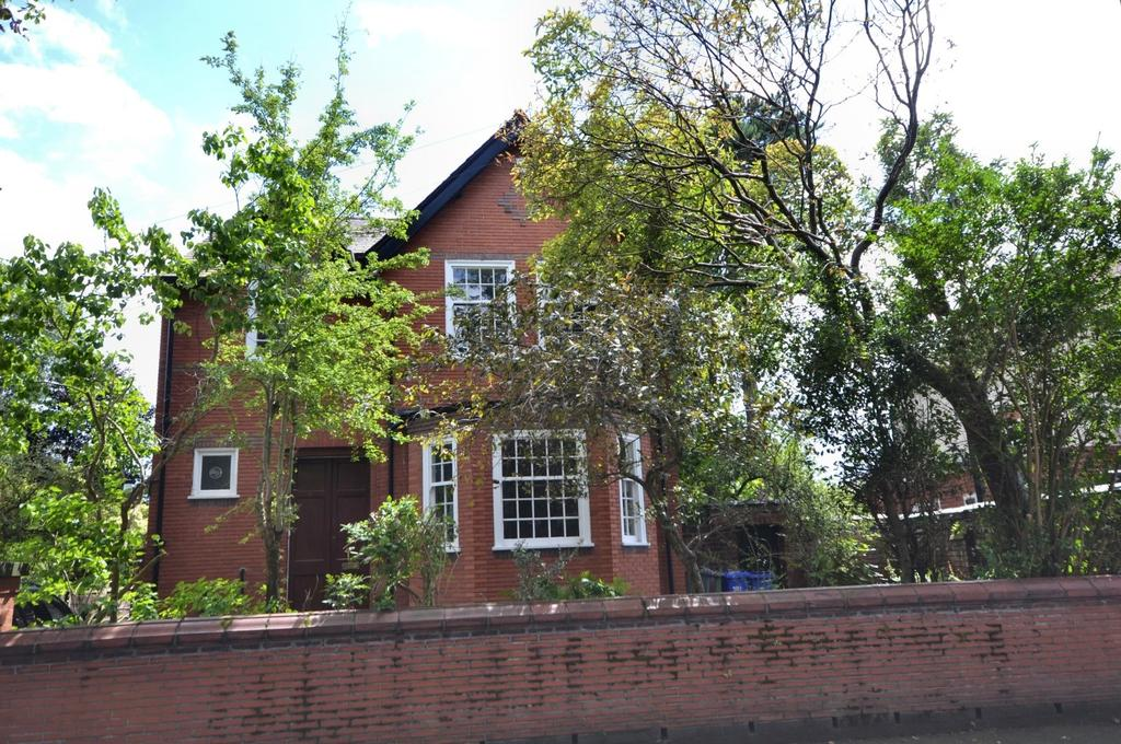 3 Bedrooms Detached House for sale in Springdale Gardens, Didsbury
