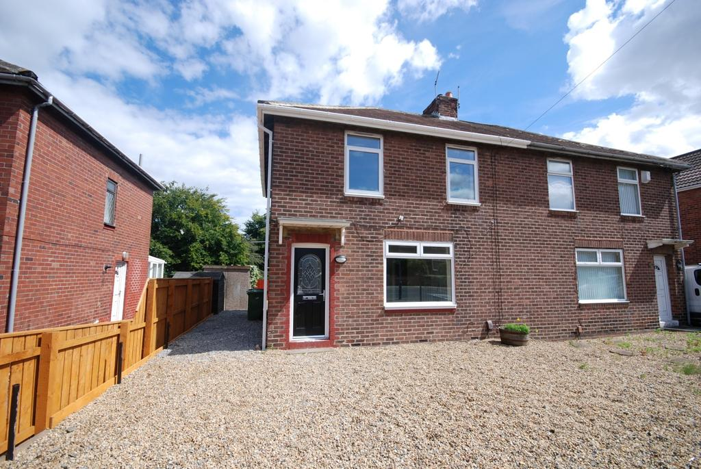 3 Bedrooms Semi Detached House for sale in Whitemere Gardens, Wardley